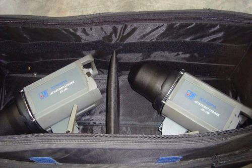 kit de luces para estudio fotografico
