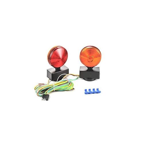 kit de luz de remolque magnética para remolque de remolque c