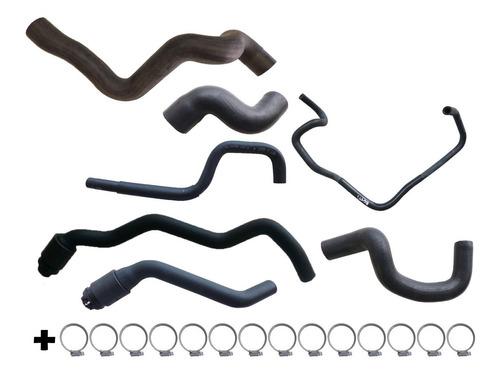 kit de mangueiras de água radiador astra motor 1.8 2.0 8v