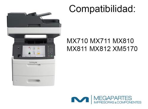 kit de mantenimiento 40x8423 lexmark original mx711