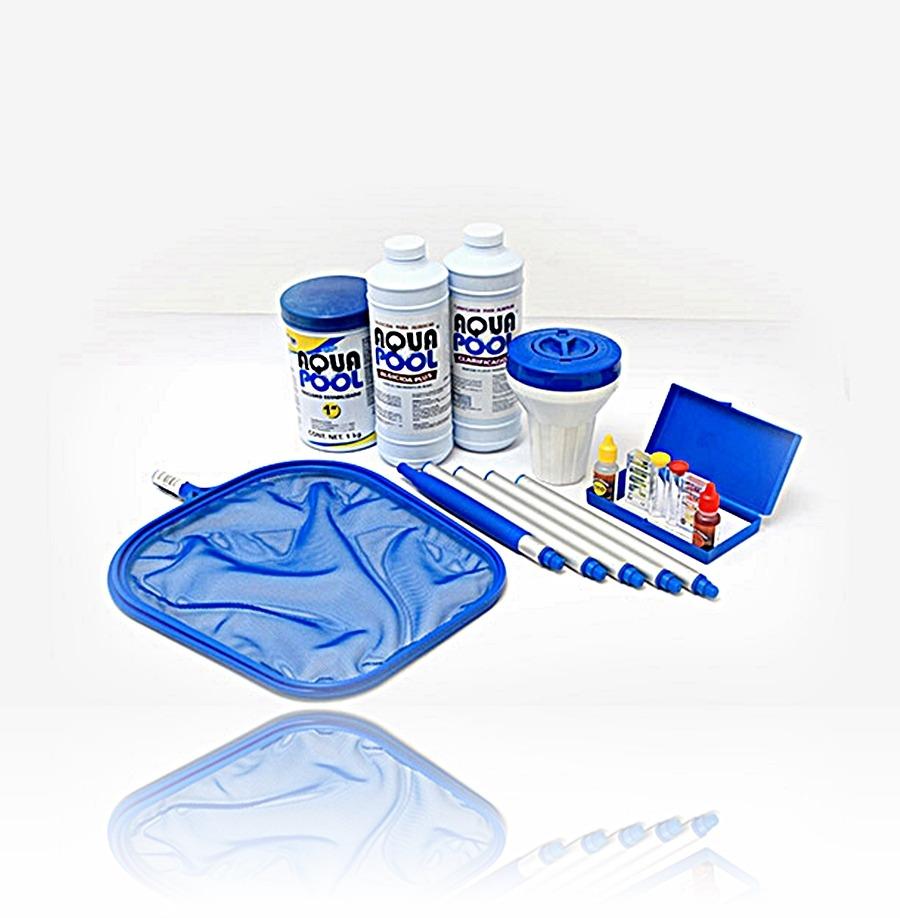 Kit de limpieza para albercas intex airea condicionado for Albercas armables intex