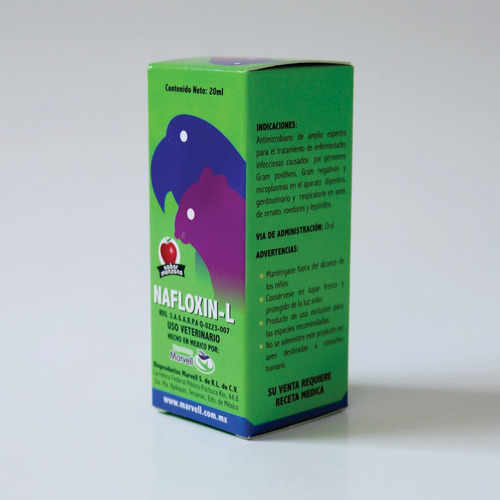 kit de medicamentos para canarios, ninfas, agapornis, etc.