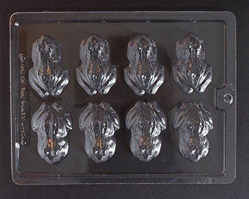 kit de molde de rana de chocolate de harry potter - incluye