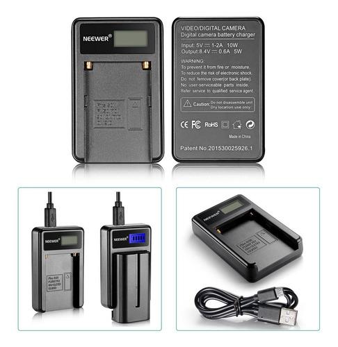 kit de monitor de campo de cámara f100: monitor de camp...