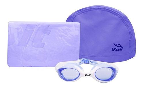 kit de natación bebé unisex unitalla violeta 74751 voit