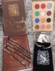 036649d6d85642 Kit De Paleta De Sombras Y Set De Brochas Harry Potter