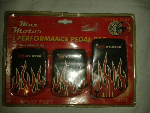 kit de pedales hyundai