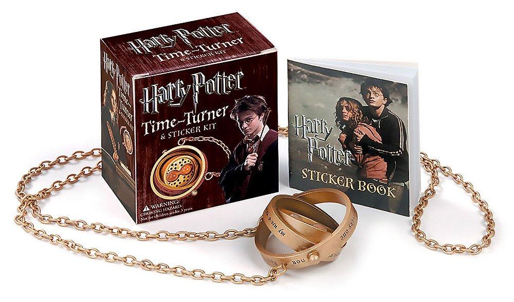 098ce72a7ca3b7 Kit De Pegatinas De Harry Potter Time Turner