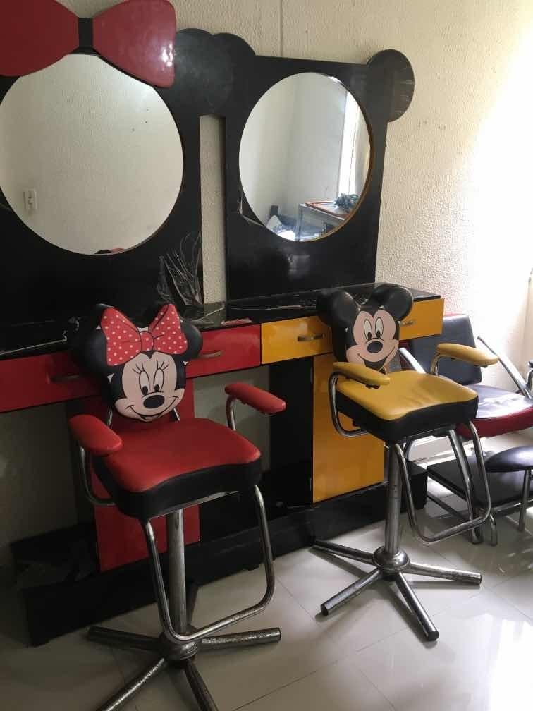 kit de peluquería infantil