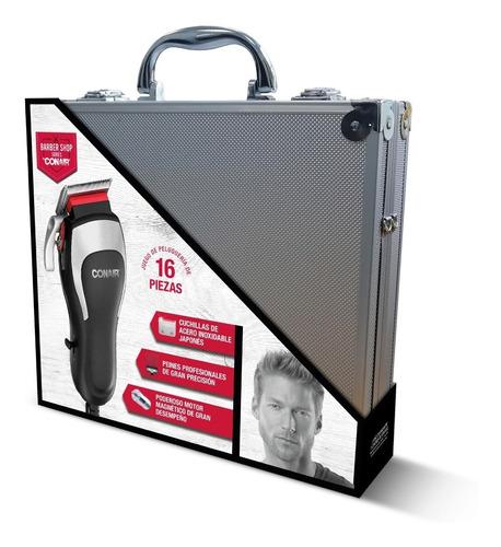 kit de peluqueria pro series con estuche de aluminio hc5000e