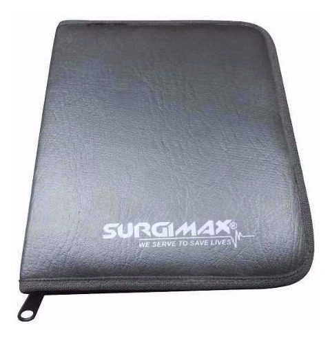 kit de pequeña cirugia x 9 piezas marca surgimax