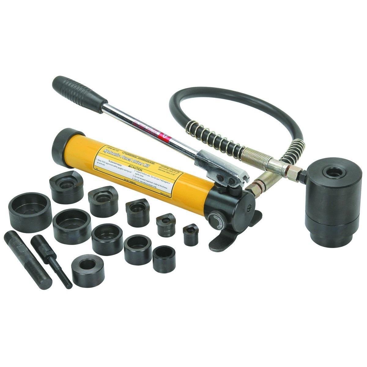 Kit De Perforaci 243 N Taladro Hidraulico Agujeros Perfectos