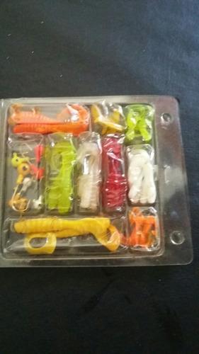 kit de pesca nuevo