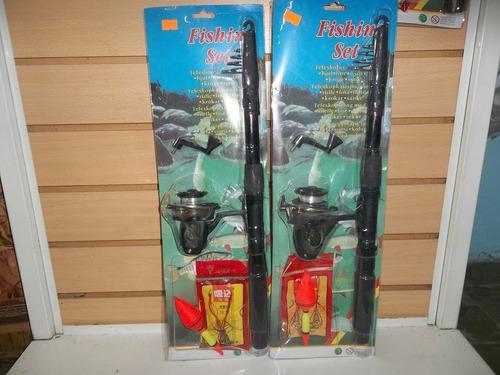 kit de pesca principiantes..!!