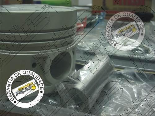 kit de pistao mitsubishi space gear 2.0 16v 94.. bloco 4g63