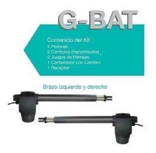 kit de pistones merik by genius g-bat 300 professional msi