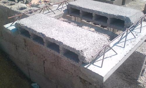 kit de placa prefabricado con tabelones somos fabricantes