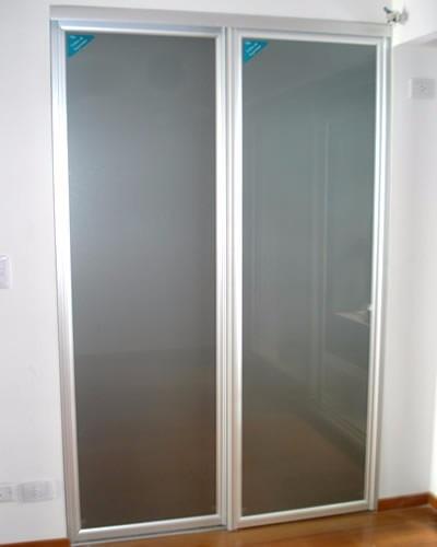 kit  de placard corredizo para 2 puertas 2 metros de ancho