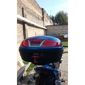Kit De Portaequipaje Y Baul Para Suzuki Inazuma  Excelente !