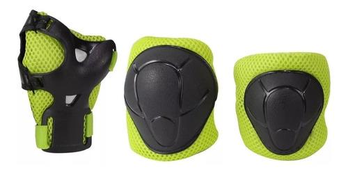 kit de protecciones para skate y roller
