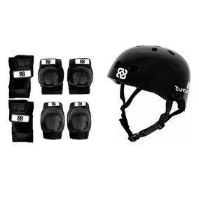 6d05c718b Kit Proteção Bob Burnquist - Esportes e Fitness no Mercado Livre Brasil
