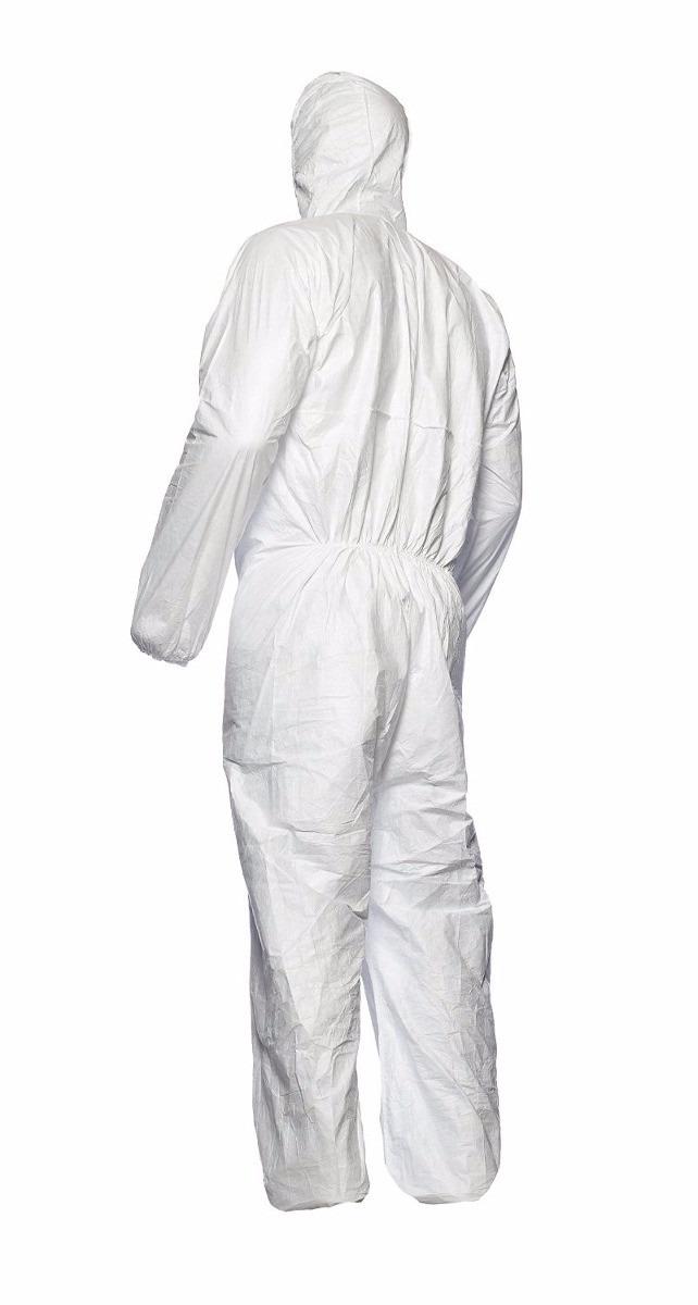kit de proteção quimica c  luva macacão tivec óculos mascara. Carregando  zoom. 30eee9baf5