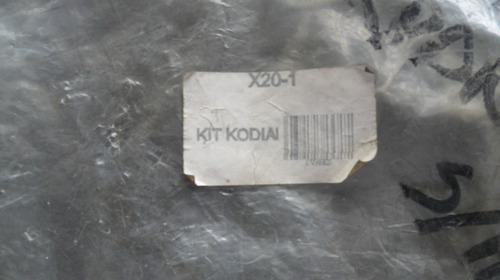 kit de puente cardan o soporte chumacera kodiak s/marco
