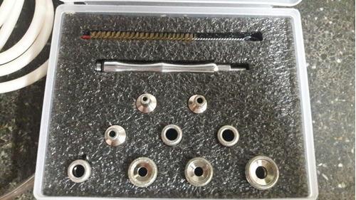 kit de puntas de diamante.