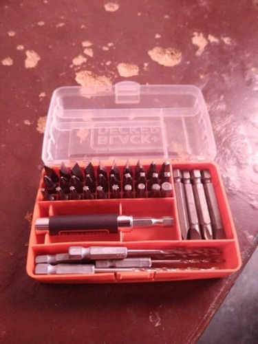 kit de puntas de taladros