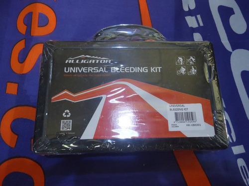 kit de purgado alligator universal hk-ubk001 - racer bikes