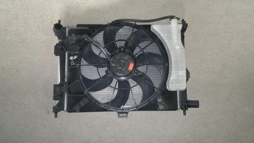 kit de radiador, condensador e ventuinha hyunday hb20 manual