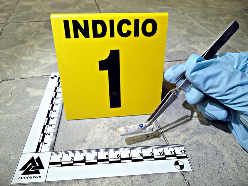 kit de recolection y embalaje criminalistica