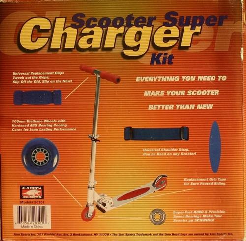 kit de refacciones para scooter patin del diablo