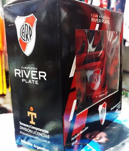 kit de regalo bajo licencia oficial de river plate