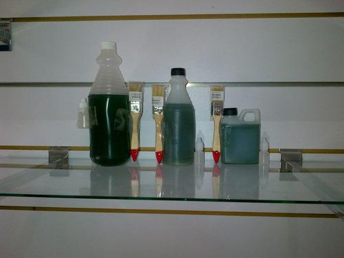 kit de repacion en fibra de vidrio
