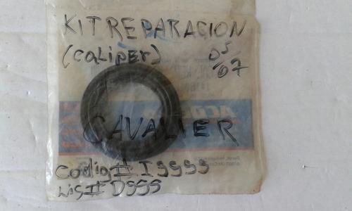 kit de reparacion (caliper) cavalier gm 18018317 ac/delco.