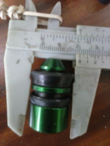 kit de reparacion de bombin clutch 2f toyota inferior 13/16