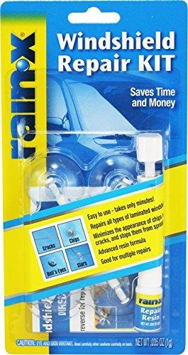 kit de reparacion de parabrisas rain-x 600001