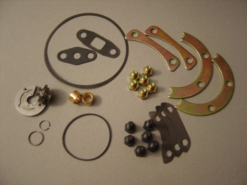 kit de reparacion turbo x5 bi turbo bmw