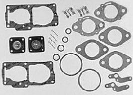 kit de reparo carburador -linha vw kombi 1600 alcool 91/...