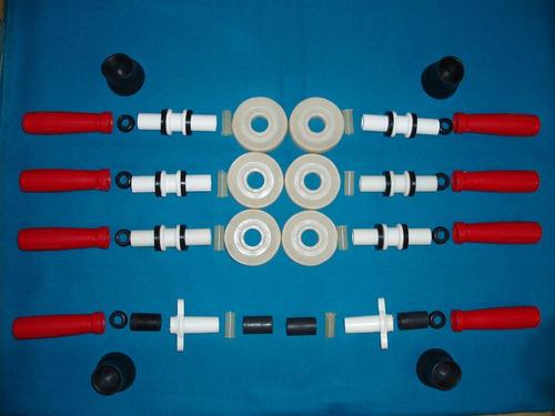 kit de repuestos para metegol  estadio a3 y cosmos