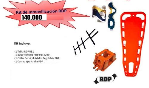 kit de rescate completo