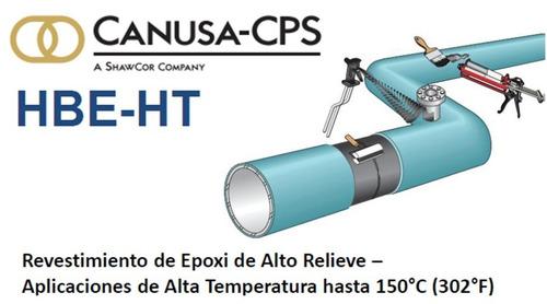 kit de resina epoxica de dos componentes. max temp. 150ºc.