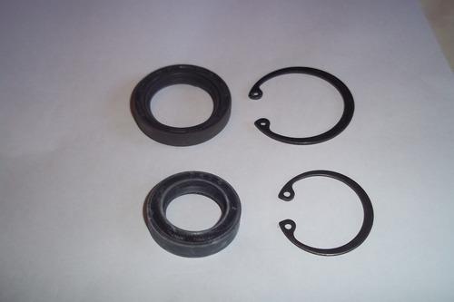 kit de retenes y seguros cilindro hidraulico peugeot 504 505