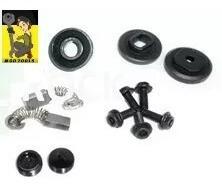 kit de rolamentos + interruptor + peças serra makita 4100nh