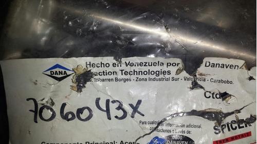 kit de satelites y planetarios dana 60 706043x spicer orig.