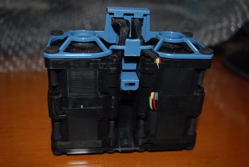 kit de segundo procesador 5630 + disipador hp dl360 g6  g7
