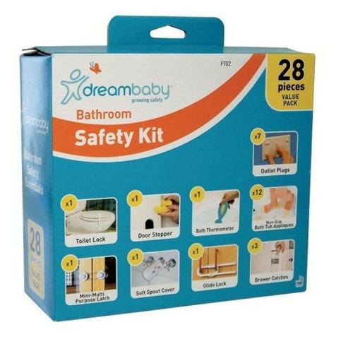 kit de seguridad de 28 piezas dream baby bl 702