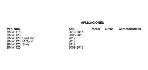 kit de sellos de a/c bmw 325i 2007 uac
