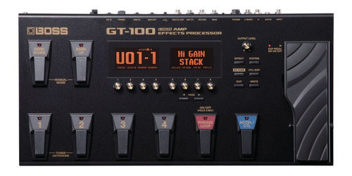 kit de software + de 800 patches para  boss gt-100
